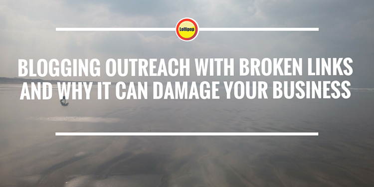 Blogging Outreach With Broken Links: Why It Can Damage Your Fire and Security Business