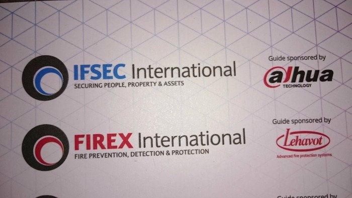 Wall to Wall CCTV Surveillance at IFSEC 2016