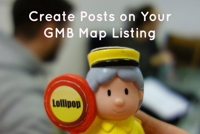 Publish Posts on Your Google My Business Map Listing