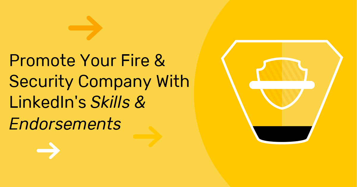 promote-fire-security-company-linkedin-skills-endorsements