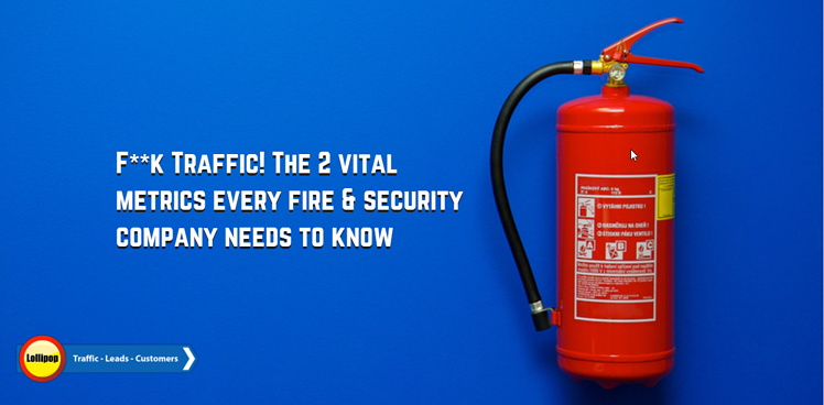 2 Vital Website Metrics Your Fire & Security Business Needs To Master