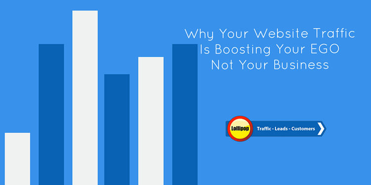 3 Annoying Reasons Why Your Website Traffic Is Only Boosting Your Ego